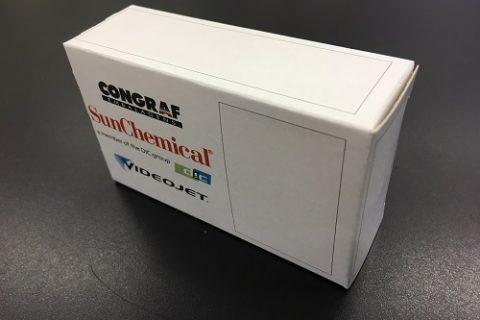 Congraf participa de desenvolvimento tecnológico em parceria com Sun Chemical e Videojet