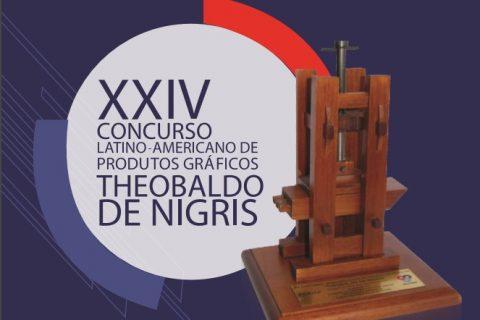 """CONGRAF é premiada novamente no renomado Concurso Latino-Americano de Produtos Gráficos """"Theobaldo De Nigris"""""""