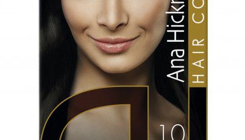 Congraf produz embalagens para a nova linha de coloração Ana Hickmann Hair Color