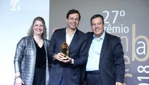 Congraf é especialmente contemplada com cinco troféus no Prêmio Embanews