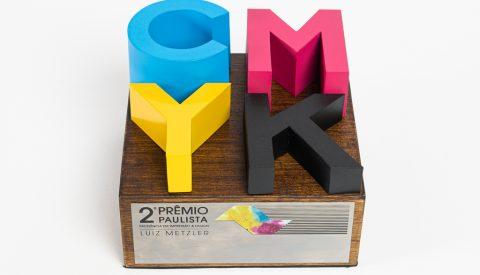 Congraf recebe Troféu no Prêmio Paulista de Excelência Gráfica Luiz Metzler